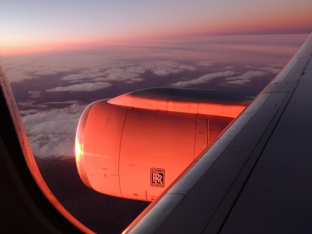 Dawn over Stockholm
