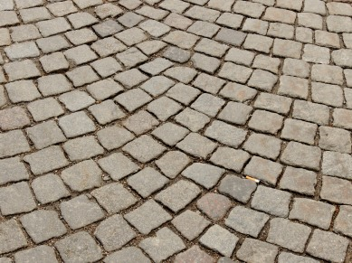 Cobblestone Street - Old Town