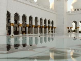 Shiny Marble Floor
