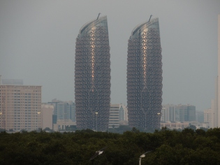 The ADIA Headquarters Towers