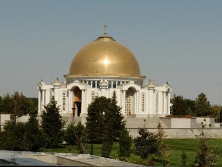 Mausoleum of First President