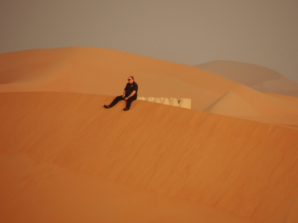 Another Desert Traveler