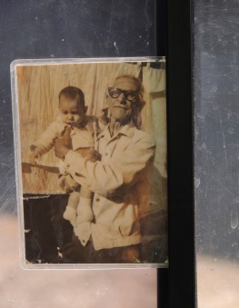 Bus Driver and his Grandfather