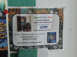 Madelin Perez Noa Art Studio