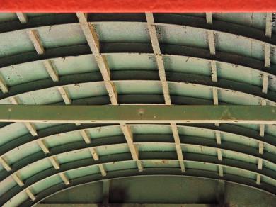 Train Car Ceiling