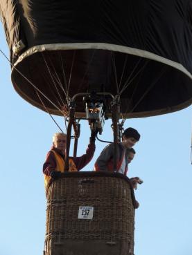 Balloon Races
