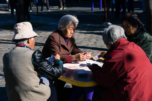 Pictures of Temple of Heaven Park in Beijing China by Mary Catherine Messner