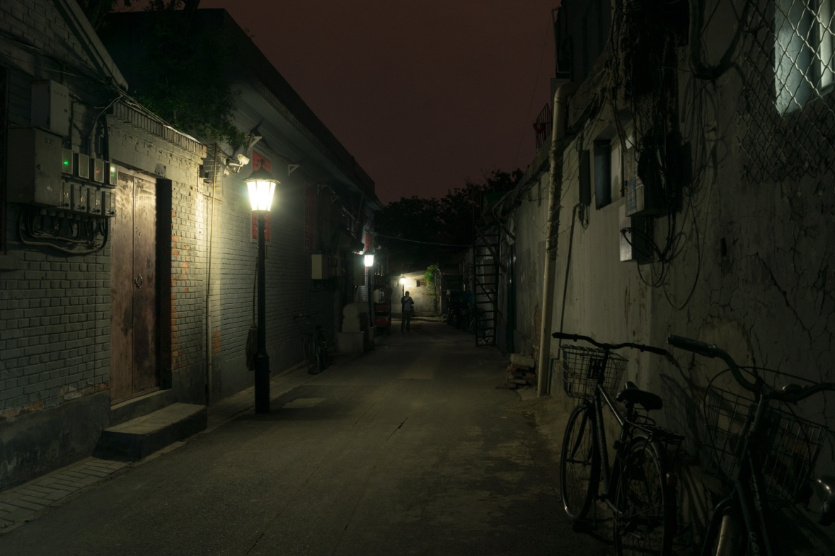 Pictures of Hutong Alley in Beijing China with BJ Adventures trip by mcmessner Mary Catherine Messner