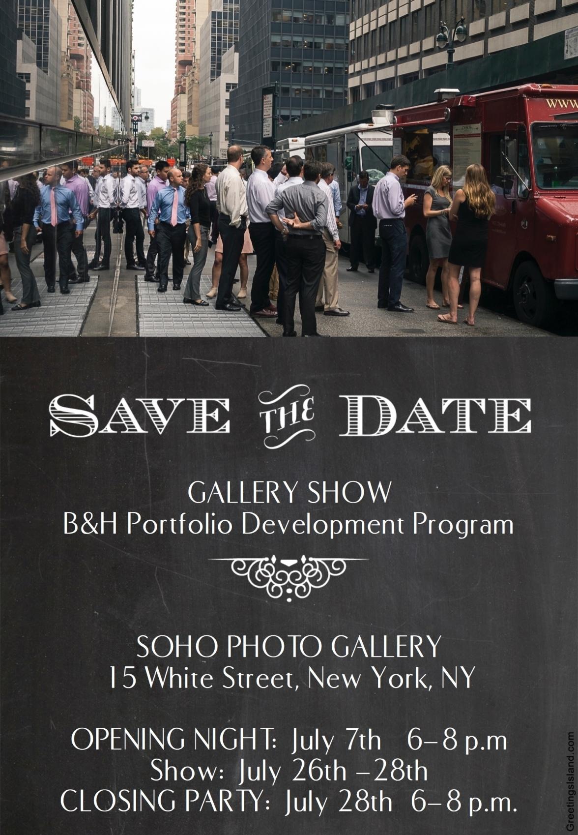 Gallery Invite