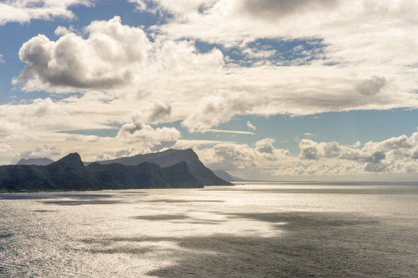 Picture of seascape off of Cape of Good Hope, South Africa, Africa while on the 2016 Passport to Folk Art: South Africa trip with BJ Adventures
