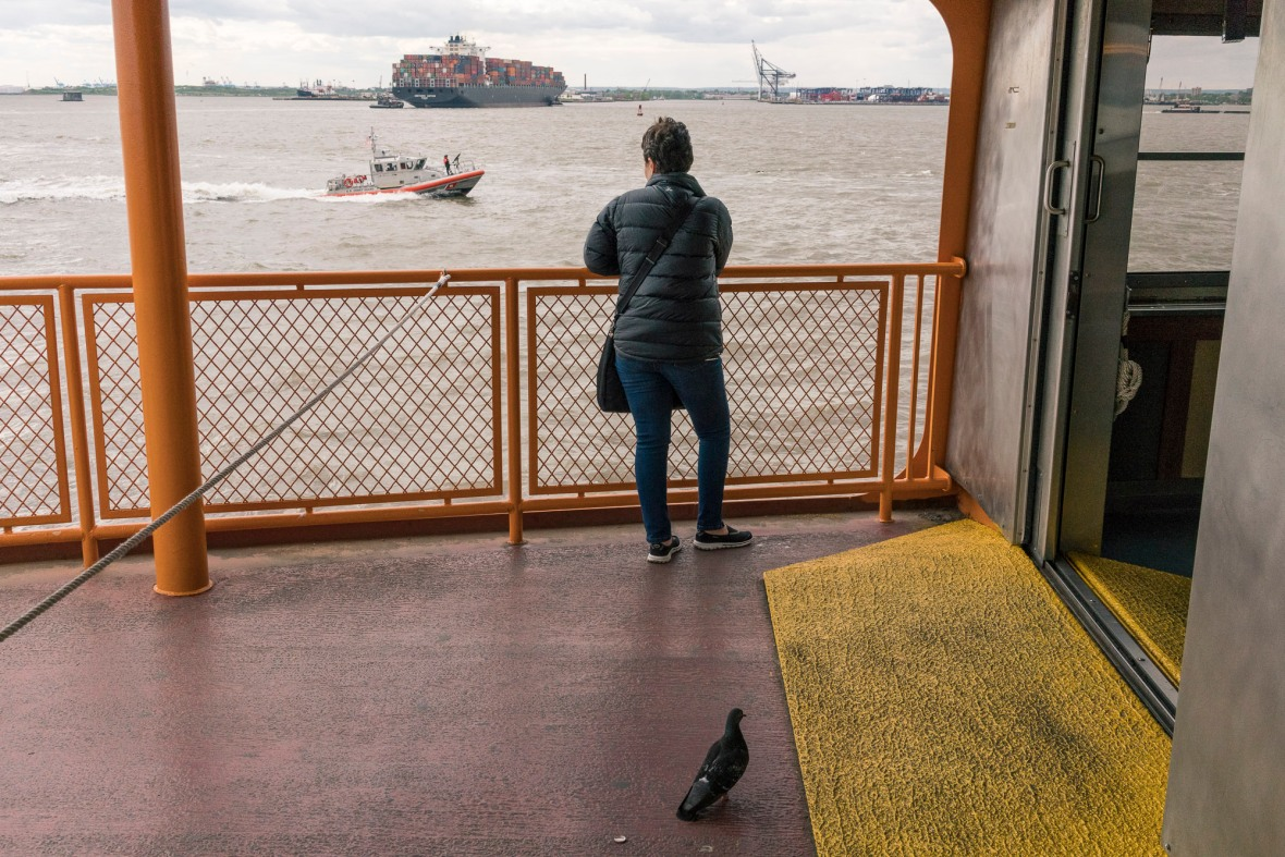 Ferry, New York, New York City, NYC, Photography, Staten Island Ferry, Street Photography, USA, Workshop, Travel, Travel Photography