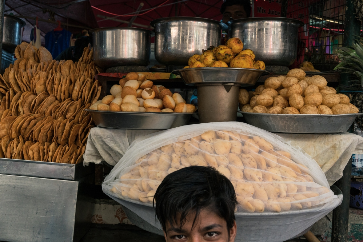 Travel Photography of Jalandhar India streets by mcmessner Mary Catherine Messner with Maciej Dakowicz