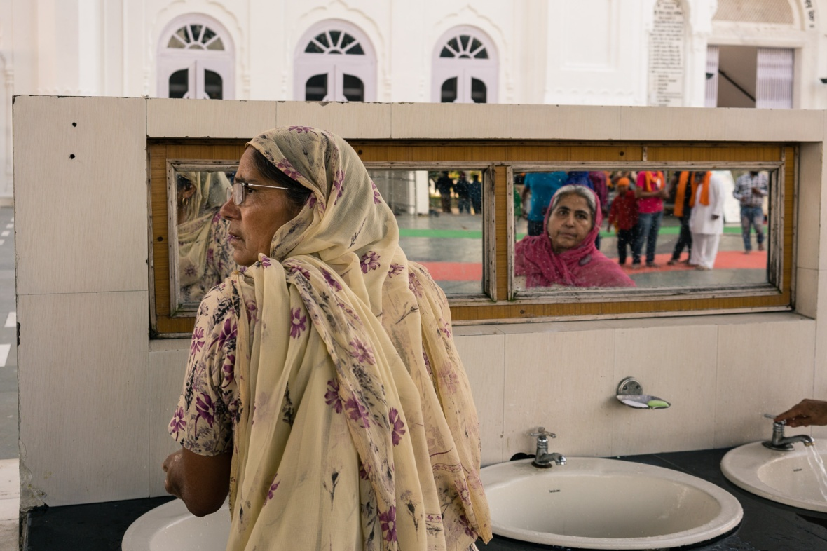 Travel pictures of Anandpur Sahib India people, places and things during VPD Workshop 2017 with Maciej Dakowitz by mcmessner Mary Catherine Messner.