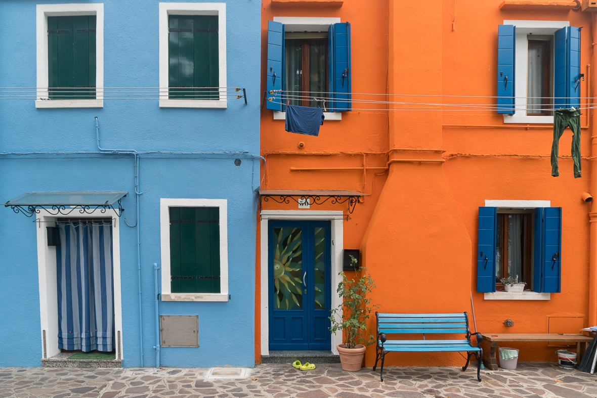 Travel and street pictures of prime colors of Venice Burano Murano Italy people, places and things made by mcmessner Mary Catherine Messner.