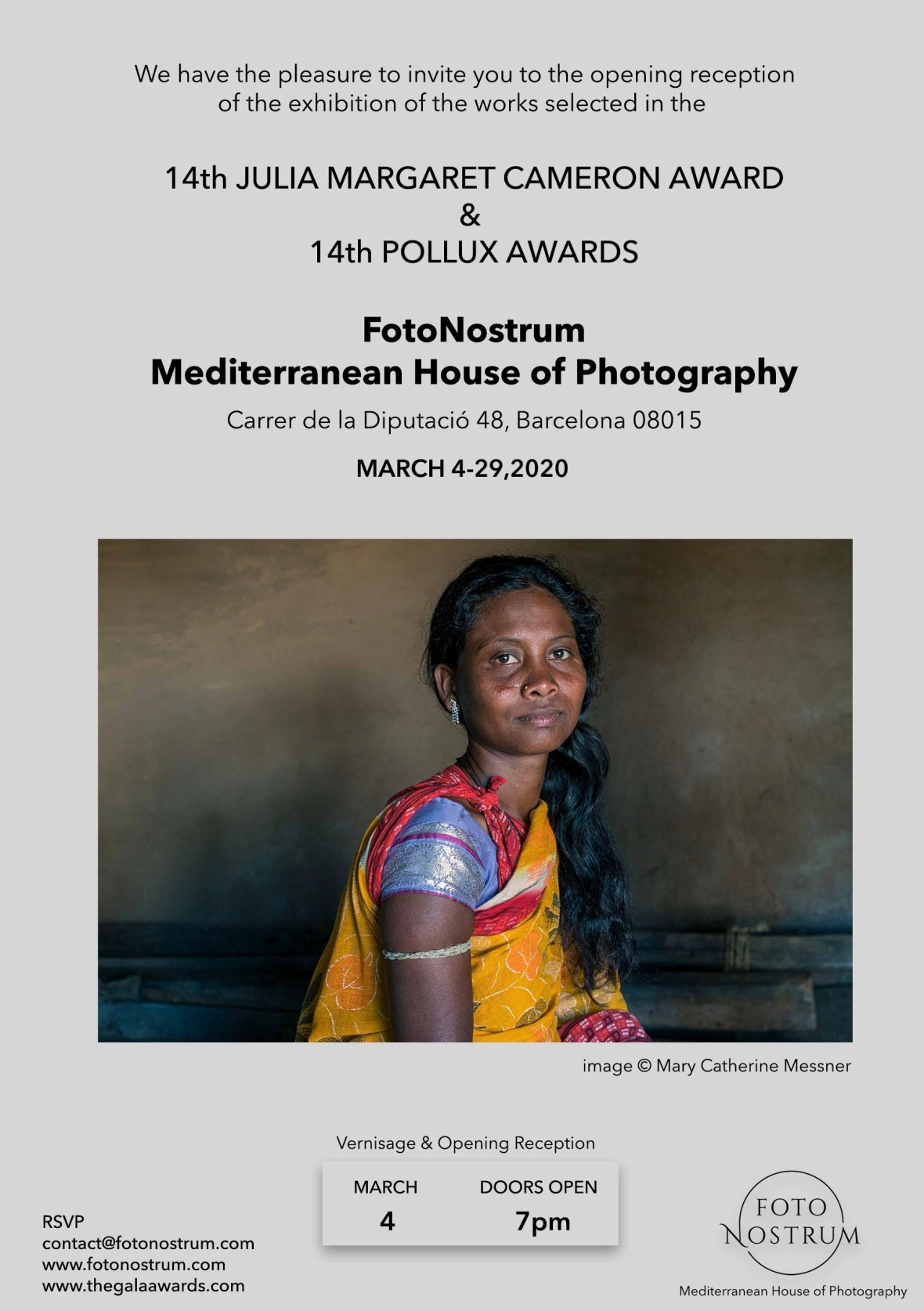 14th Julia Margaret Cameron Award for Women Photographers