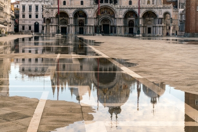 Travel and street photography of Pellestrina, Venice or Venezia, Italy made by New York photographer Mary Catherine Messner (mcmessner).