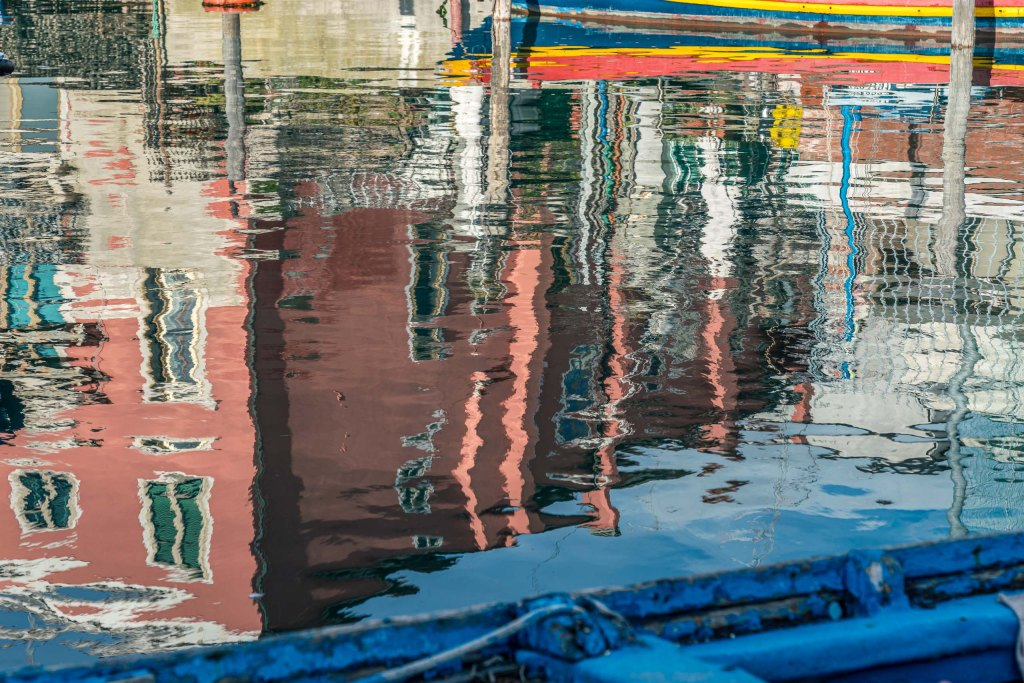 Travel and street photography of Chioggia, Veneto, Italy made by New York photographer Mary Catherine Messner (mcmessner).