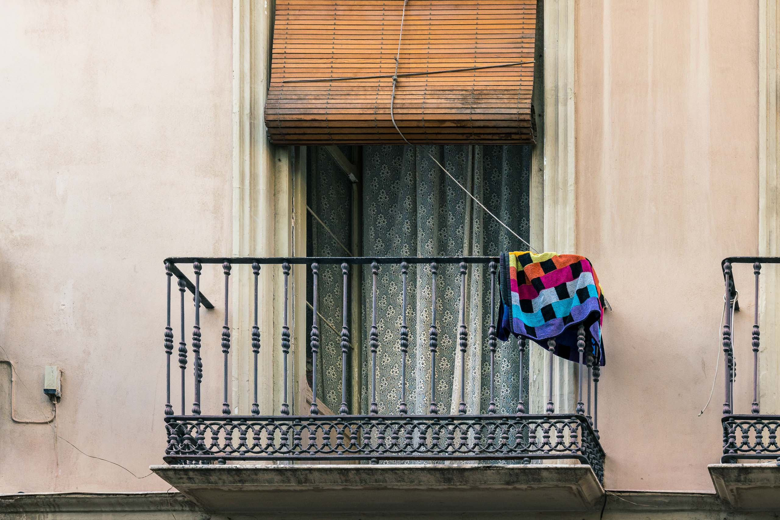 Travel and street photography of Malaga, Andalusia on Spain's Costa del Sol made by New York photographer Mary Catherine Messner (mcmessner).